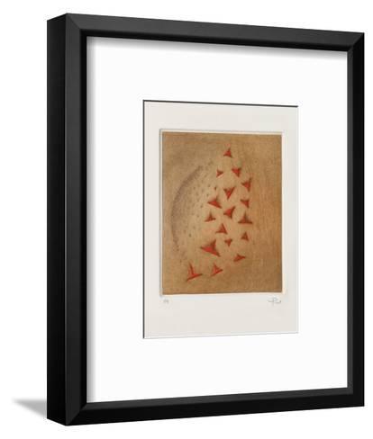 Petit éclat-Arthur Luiz Piza-Framed Art Print