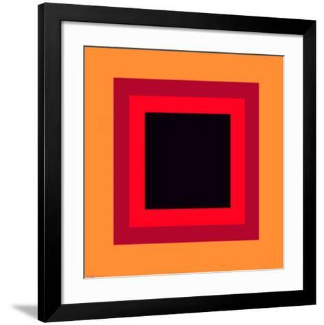Romantique-Aur?lie Nemours-Framed Art Print