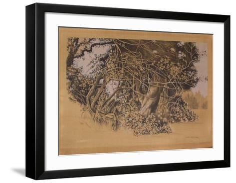 Paysage-Akos Szabo-Framed Art Print
