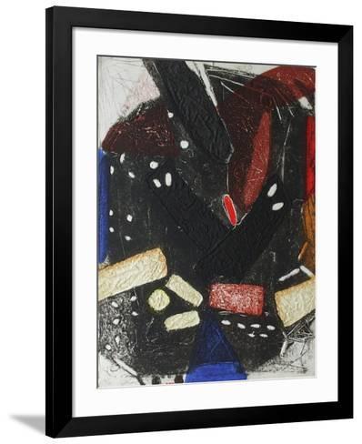 Souvenir De Brousse-Serge Helenon-Framed Art Print