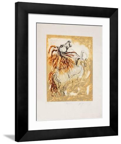 Polejuice-Jean-marie Guiny-Framed Art Print