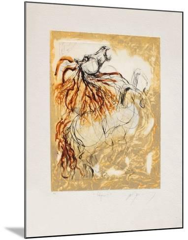 Polejuice-Jean-marie Guiny-Mounted Limited Edition