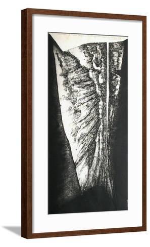 Composition-James Guitet-Framed Art Print