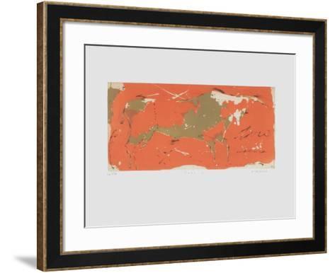 Toro II-Alexis Gorodine-Framed Art Print