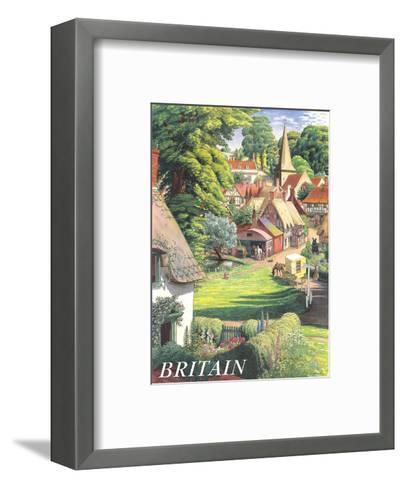 Britain Countryside, c.1950s-S^R^ Badmin-Framed Art Print