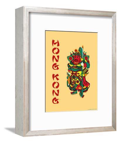 Hong Kong--Framed Art Print