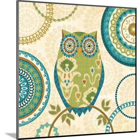 Owl Forest I-Veronique Charron-Mounted Art Print
