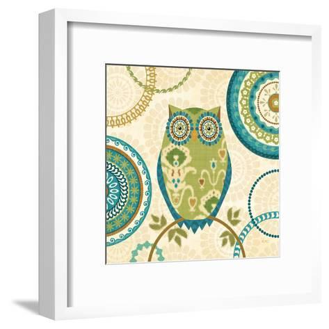 Owl Forest I-Veronique Charron-Framed Art Print