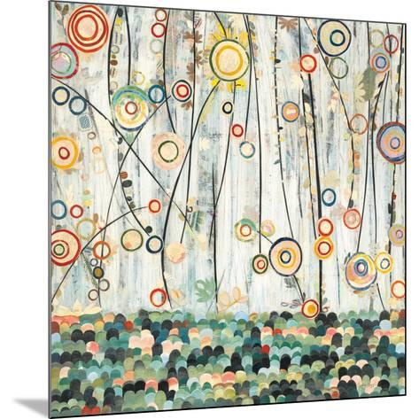 Blooming Meadows-Candra Boggs-Mounted Art Print