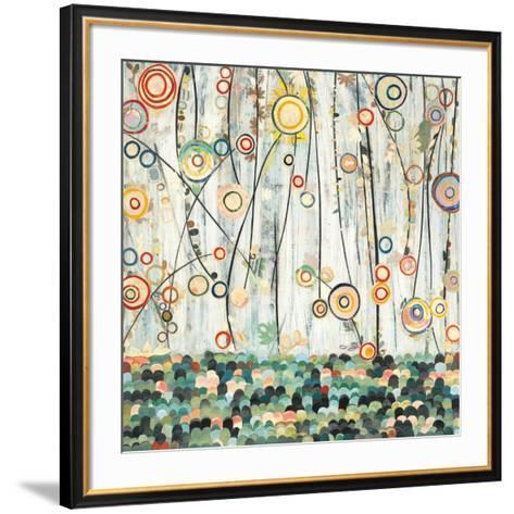 Blooming Meadows-Candra Boggs-Framed Art Print