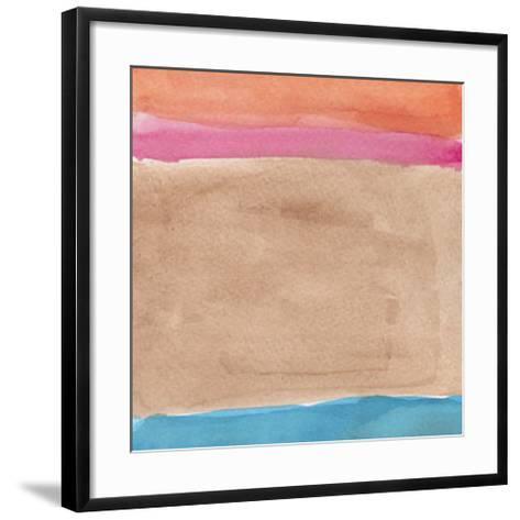 Watercolor 1, c.2011-Valerie Francoise-Framed Art Print