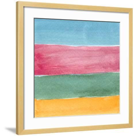 Watercolor 2, c.2011-Valerie Francoise-Framed Art Print