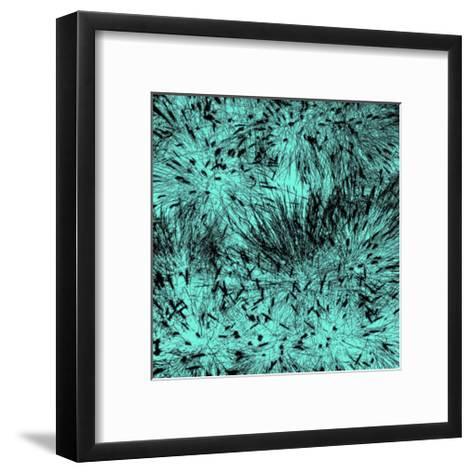 Grass (green), c.2011-Davide Polla-Framed Art Print