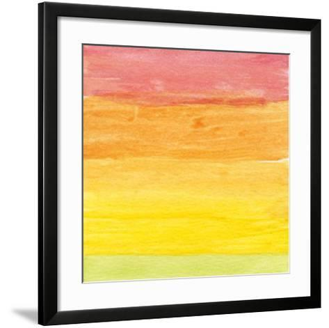 Watercolor 4, c.2011-Valerie Francoise-Framed Art Print