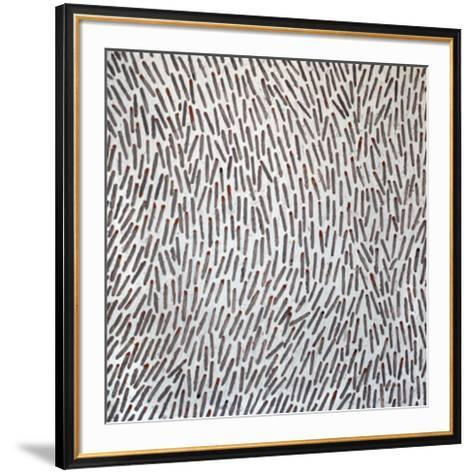 Untitled, c.2010-Antje Hassinger-Framed Art Print