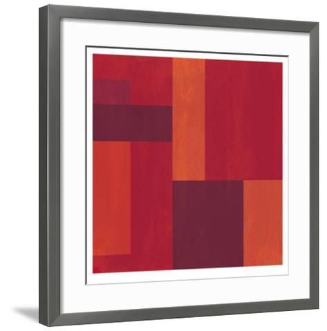 Geometrie, c.2011-Thierry Montigny-Framed Art Print