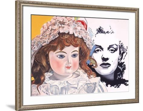 Marilyn, c.2005-Err? (Gudmundur Gudmundsson)-Framed Art Print