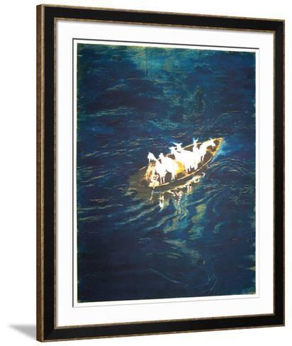 Seelenverkäufer-Christoph P?ggeler-Framed Art Print