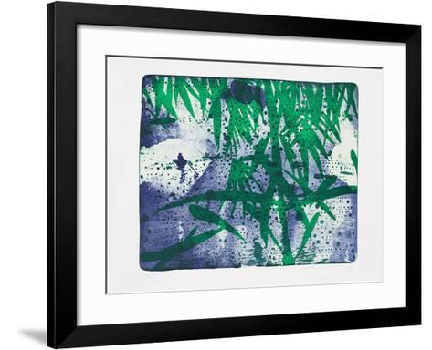 Regenwald-Reinhard Stangl-Framed Art Print