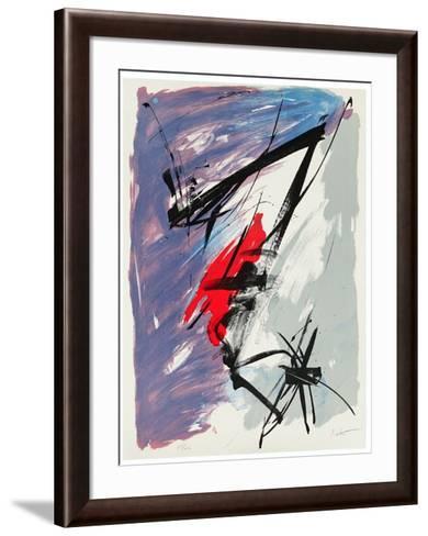 OT 002 L-Jean Miotte-Framed Art Print