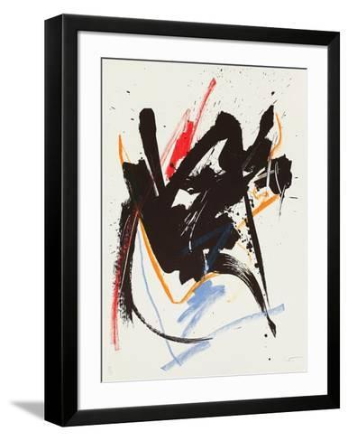 OT 001 L-Jean Miotte-Framed Art Print