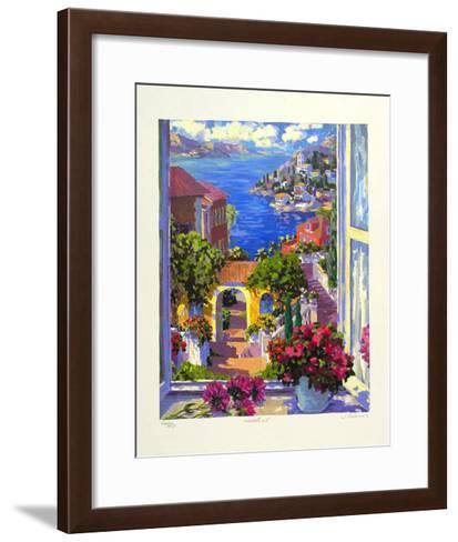 Window I, c.2000-Julian Askins-Framed Art Print