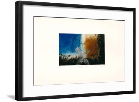 Eclipse III-James Cox-Framed Art Print