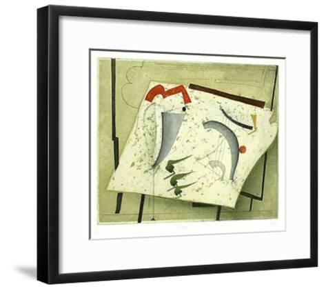 Ballade-Josef Werner-Framed Art Print