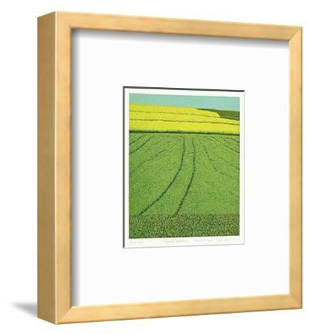 Rapsfeld-Michael Rausch-Framed Art Print