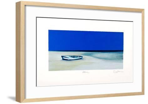 Ashore, c.2000-Reuben Colley-Framed Art Print