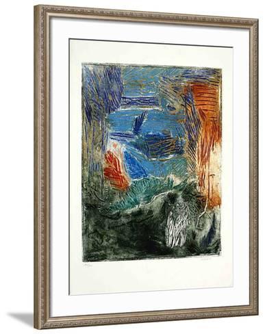 Le Fantome d`Epoderix-Erik Levesque-Framed Art Print
