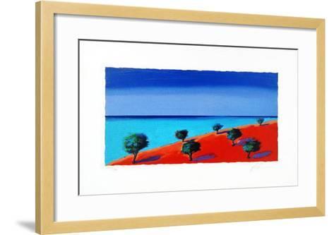 Into The Blue, c.2001-Paul Powis-Framed Art Print
