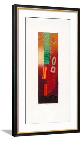 Lydian II-Russel Baker-Framed Art Print