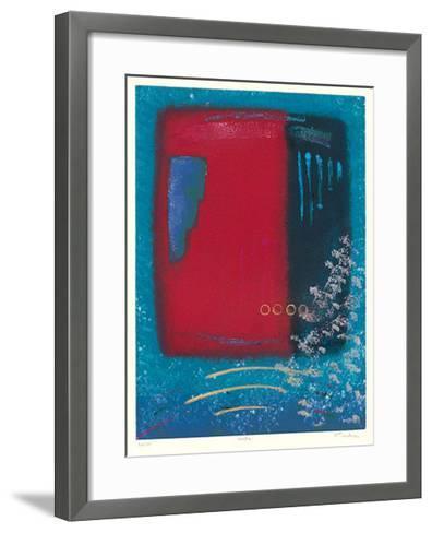 Nete, c.2002-Roy Tonkin-Framed Art Print