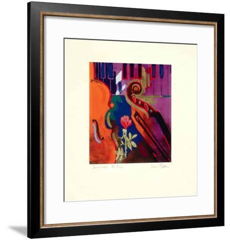 Symphony-Simon Bull-Framed Art Print