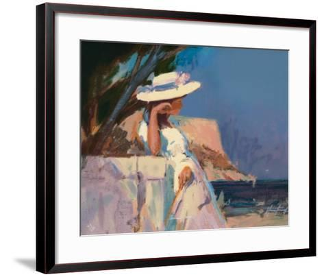 Summer Dreams-Herve Fenouil-Framed Art Print