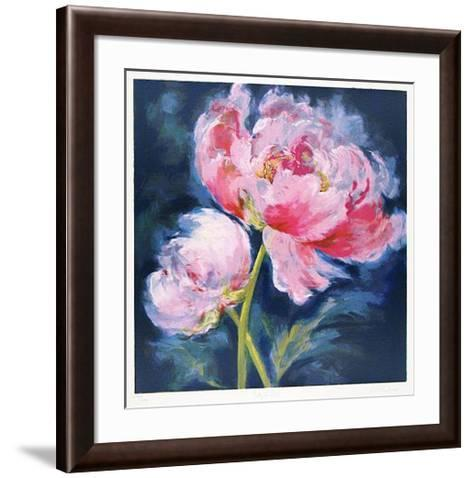 Pretty in Pink-Nel Whatmore-Framed Art Print