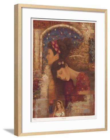 Regal II, c.2000-Peter Nixon-Framed Art Print