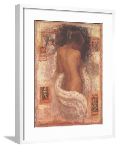 Athena I, c.2001-Peter Nixon-Framed Art Print