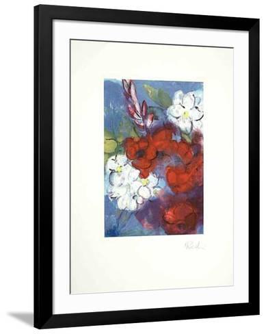 Blumen, c.2001-Hans Richter-Framed Art Print