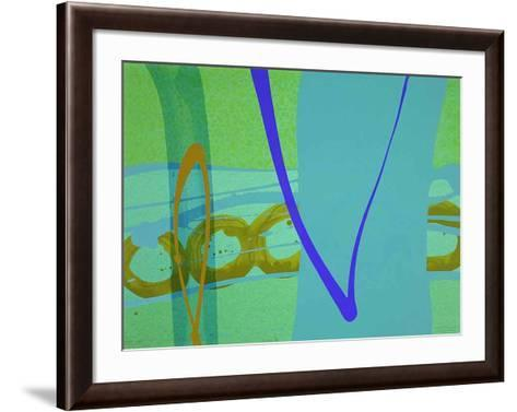 Missing II-Charlotte Cornish-Framed Art Print