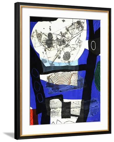 Evasion-Lionel-Framed Art Print