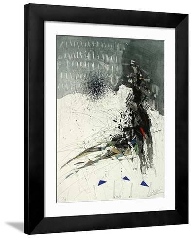 Duo-Georges Dussau-Framed Art Print