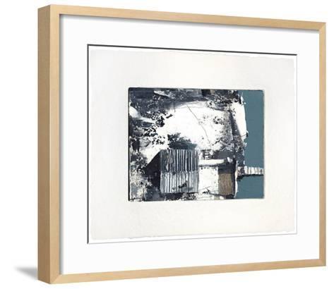 Haus am See-Thomas Kleemann-Framed Art Print