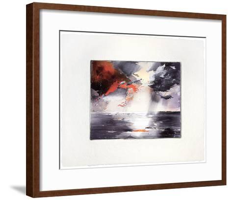 Ende des begehbaren Raumes-Thomas Kleemann-Framed Art Print