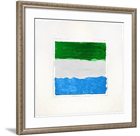 Sierra Leone-Bernd Schwarzer-Framed Art Print
