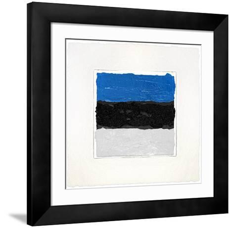 Estland-Bernd Schwarzer-Framed Art Print