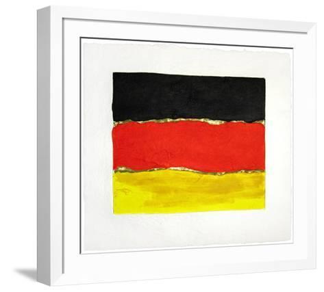 Deutschland-Bernd Schwarzer-Framed Art Print