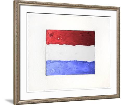 Niederlande-Bernd Schwarzer-Framed Art Print
