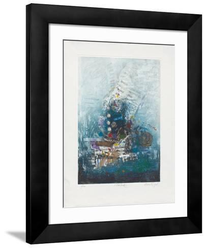 Prélude-Nissan Engel-Framed Art Print